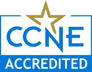 The baccalaureate and master's Nursing programs at The College of New Jersey are accredited by the Commission on Collegiate Nursing Education (http://www.aacn.nche.edu/ccne-accreditation).